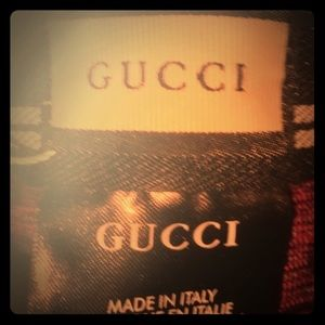 Gucci hat ( red )